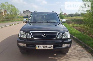Lexus LX 470 1999 в Ивано-Франковске