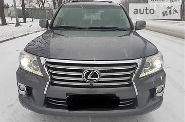 Lexus LX 570 2012