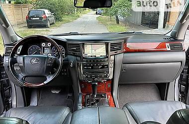 Внедорожник / Кроссовер Lexus LX 570 2008 в Харькове
