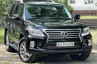 Позашляховик / Кросовер Lexus LX 570 2012 в Києві
