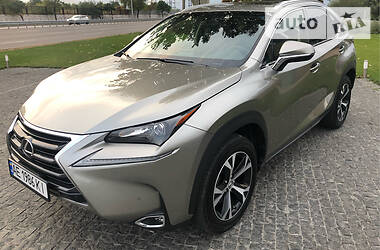 Lexus NX 200t 2017 в Днепре