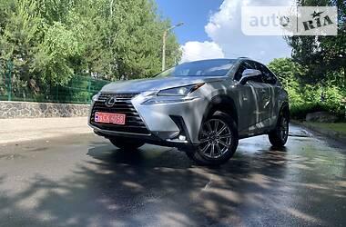 Внедорожник / Кроссовер Lexus NX 300 2018 в Ровно