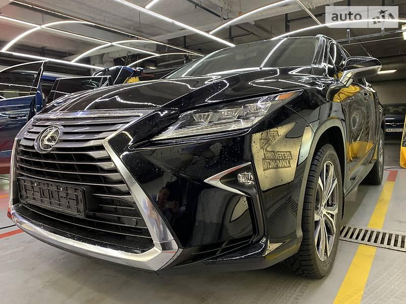 Lexus RX 2018 года в Киеве