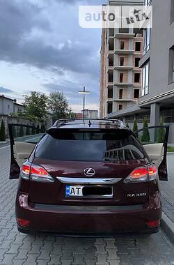 Внедорожник / Кроссовер Lexus RX 350 2014 в Ивано-Франковске