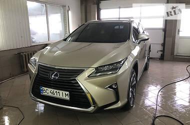 Lexus RX 450h 2018 в Львове