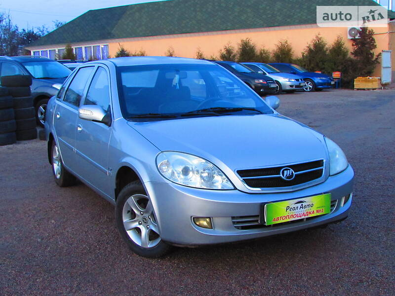Lifan 520 2008 в Кропивницком
