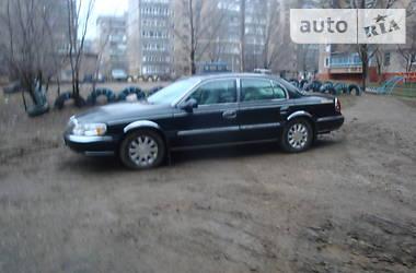 Lincoln Continental 2000 в Донецке