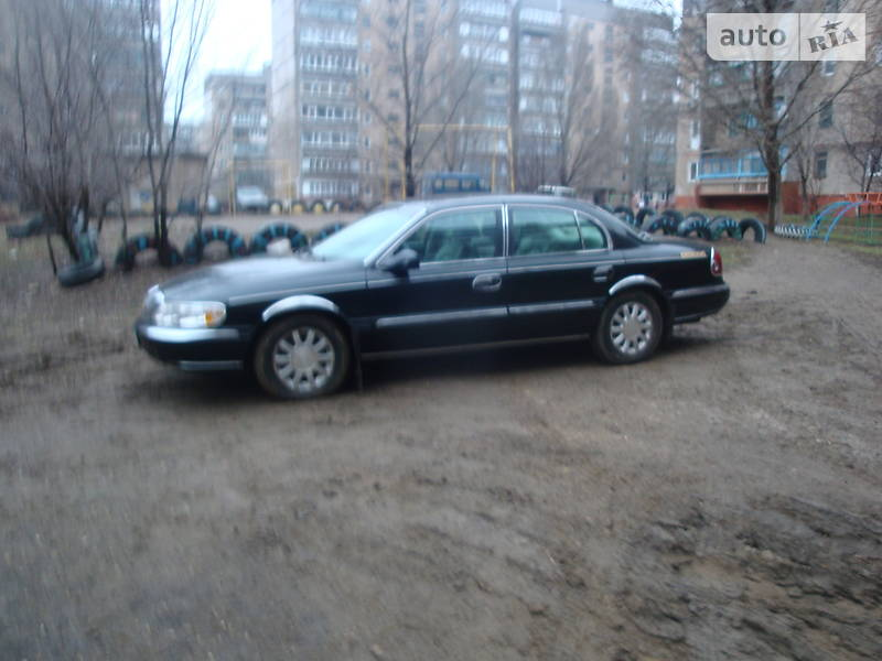 Lincoln Continental 2000 року