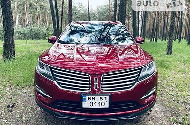 Позашляховик / Кросовер Lincoln MKC 2016 в Сумах