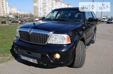 Внедорожник / Кроссовер Lincoln Navigator 2003 в Киеве