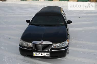 Lincoln Town Car 2002 в Лозовой