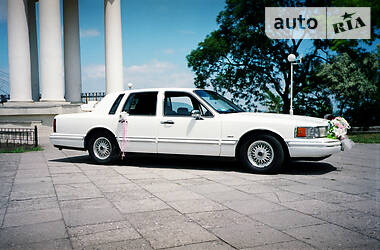 Lincoln Town Car 1993 в Одессе