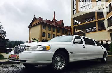 Lincoln Town Car 1999 в Івано-Франківську