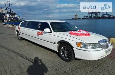 Lincoln Town Car 2001 в Одессе