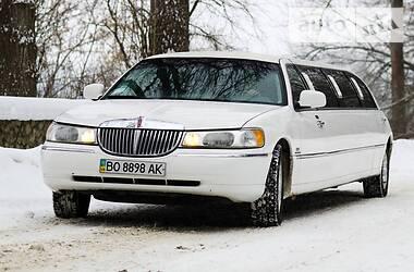 Lincoln Town Car 2000 в Тернополе