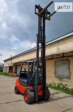 Вилочний навантажувач Linde H 35D 2000 в Львові