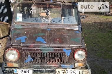 ЛуАЗ 969 Волынь 1992 в Ужгороде