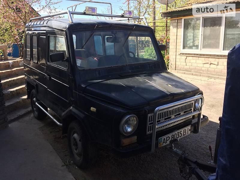 ЛуАЗ 969 Волынь 1991 в Каменке-Днепровской