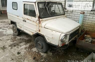 ЛуАЗ 969 Волынь 1982 в Кагарлыке