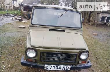 ЛуАЗ 969 Волынь 1991 в Стрые
