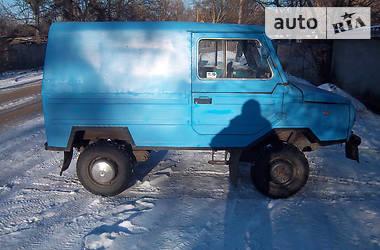 ЛуАЗ 969 Волынь 1990 в Чернигове
