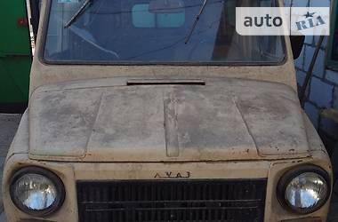 ЛуАЗ 969 Волинь 1980 в Бурині