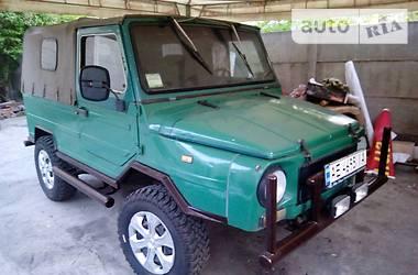 ЛуАЗ 969 Волынь 1993 в Днепре