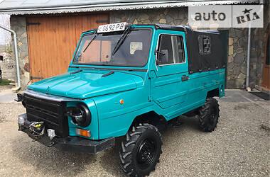 ЛуАЗ 969 Волынь 1990 в Черновцах