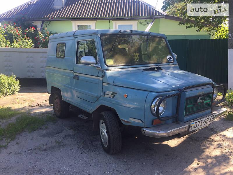 ЛуАЗ 969 Волынь 1987 в Харькове