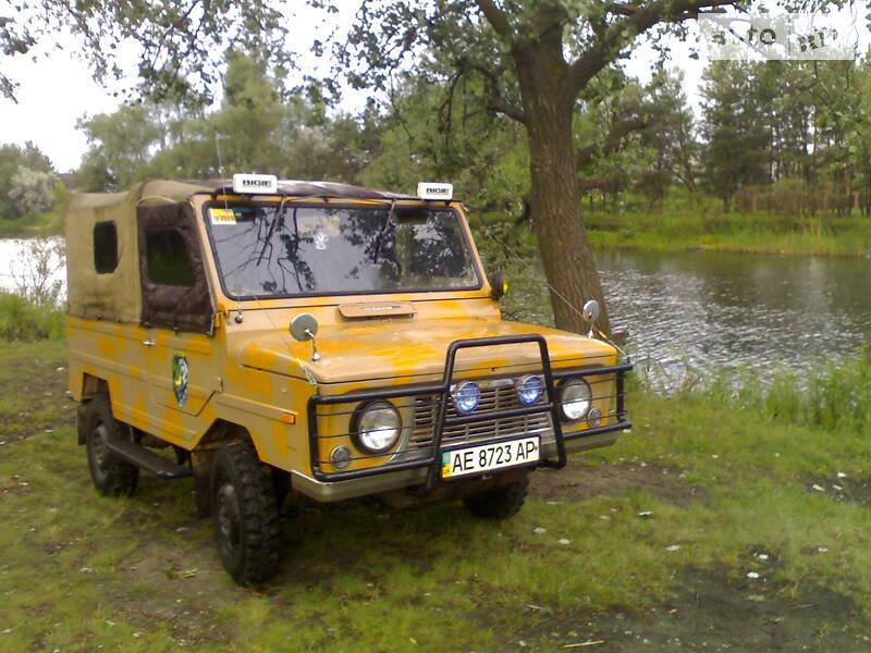ЛуАЗ 969 Волынь 1976 в Днепре