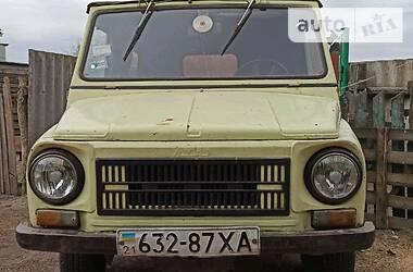 ЛуАЗ 969 Волынь 1989 в Волчанске