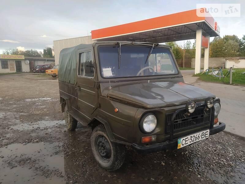 ЛуАЗ 969 Волынь 1989 в Яремче
