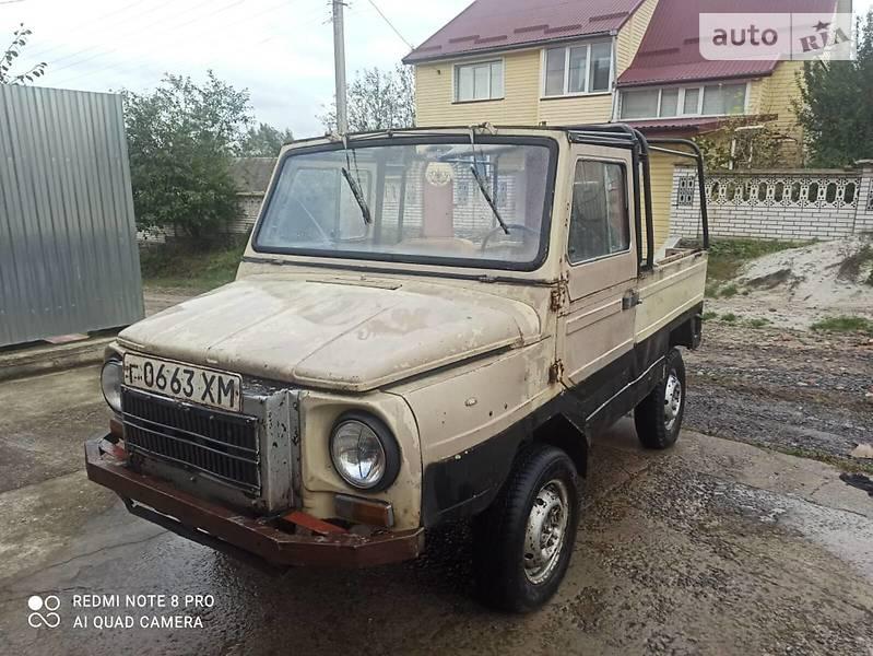 ЛуАЗ 969 Волынь 1986 в Староконстантинове