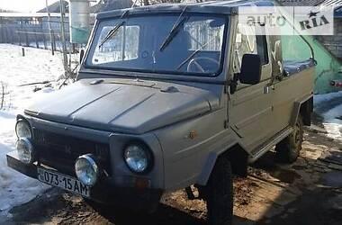 ЛуАЗ 969 Волынь 1991 в Старобельске