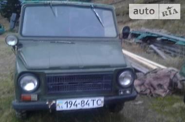 ЛуАЗ 969М 1983 в Долине