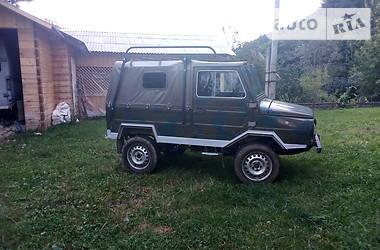 ЛуАЗ 969М 1993 в Верховине