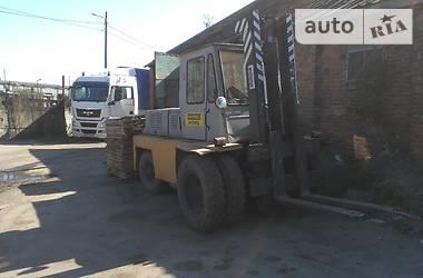 Львовский погрузчик 40817 1990 в Ивано-Франковске