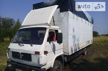 MAN-VW 8.150 1993 в Лубнах