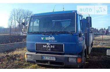 MAN 12.224 1997 в Черновцах