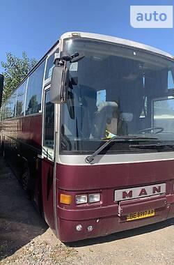Туристический / Междугородний автобус MAN 16.290 1990 в Николаеве