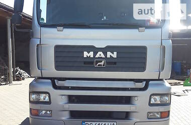 MAN 18.440 2007 в Львове