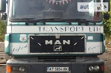 MAN 18.463 1997 в Рогатине