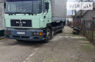 MAN 19.343 1996 в Тернополе