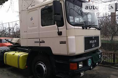 MAN 19.422 1994 в Томаковке