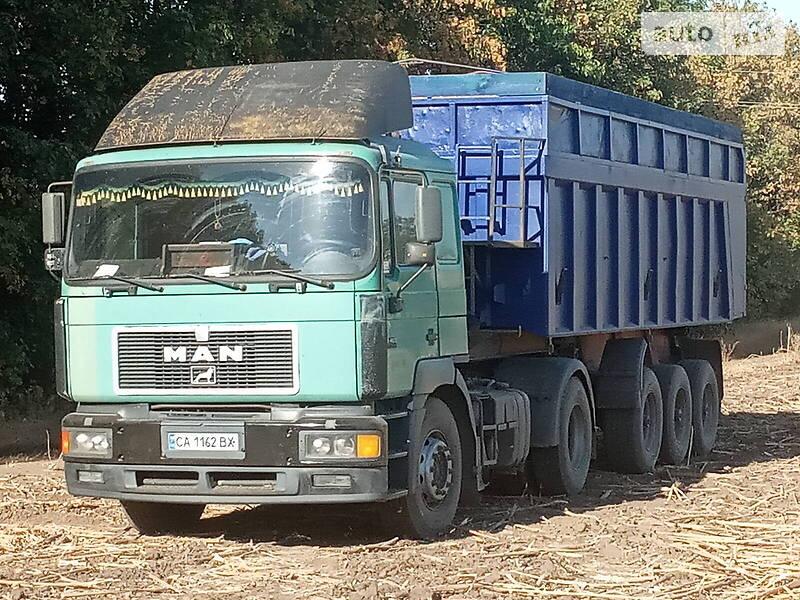 MAN 19.463 1999 в Умани