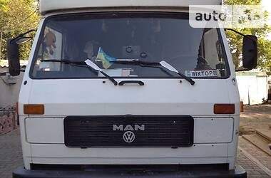 Фургон MAN 8.150 груз. 1991 в Мелитополе