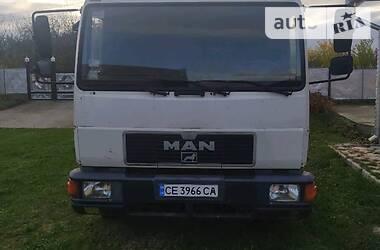MAN 8.163 2000 в Черновцах