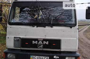 Фургон MAN 8.163 2000 в Львове