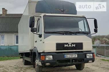 Фургон MAN 8.163 1998 в Гусятине