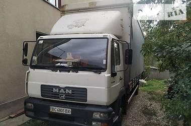 MAN 8.180 2004 в Тернополе
